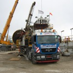 Chappell's Heavy Haul in action