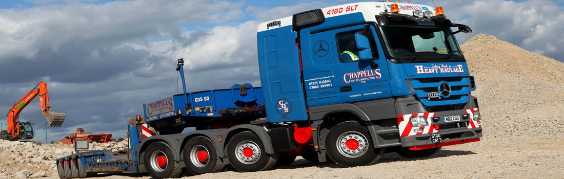 Chappell's Lorry